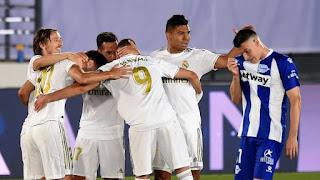 Ya tenemos horario para el Real Madrid-Alaves