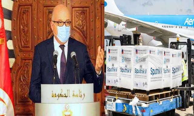 faouzi mehdi vaccine covid-19 tunisie