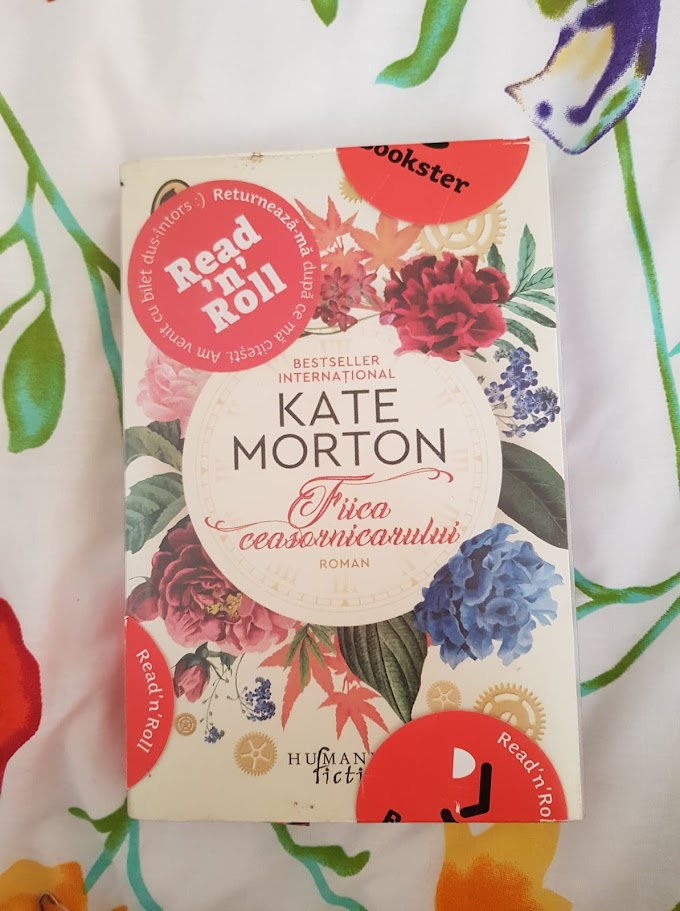 [RECENZIE] Fiica cearsonicarului - Kate Morton