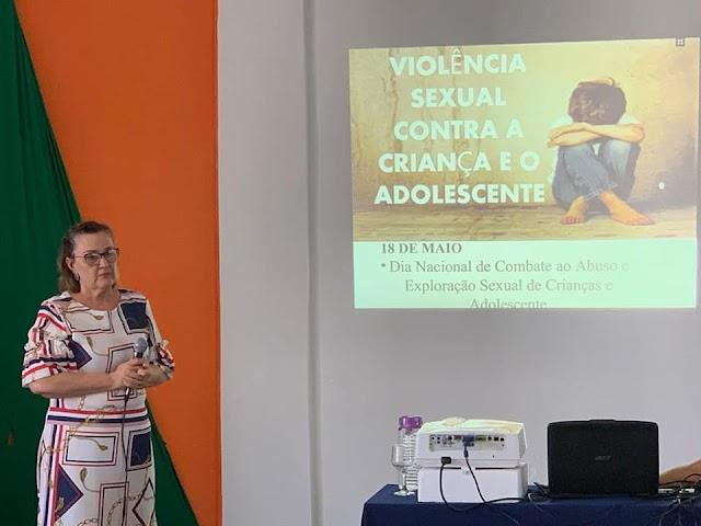 Senador Canedo: Violência Sexual é tema de capacitação para profissionais da Saúde