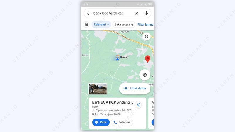 Mencari Kantor Atm Bank Bca Terdekat Dari Lokasi Saya Sekarang