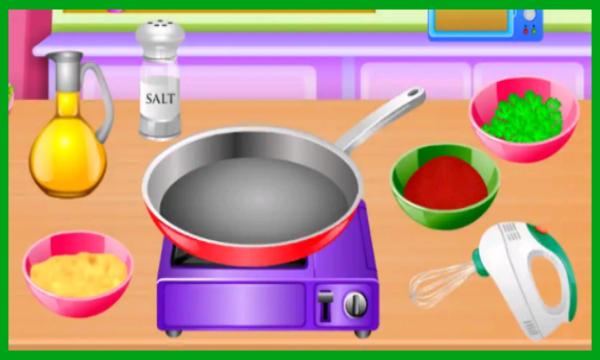 العاب طبخ حقيقة الطهي في المطبخ