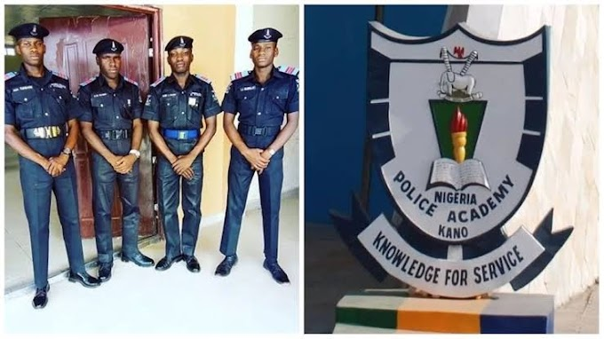 Nigeria Police Academy Admission Application Form 2020/2021 for 8th Regular Course