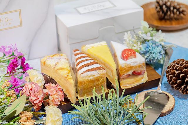 MG 7161 - 熱血採訪│台中人氣千層蛋糕12/19新開幕!百元就能品嚐美味千層,還有限定草莓千層新發售!