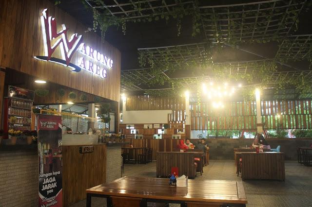 restoran Warung Wareng, Batu, Malang