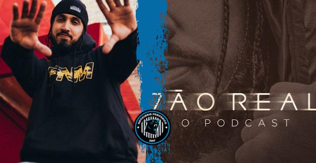 Rashid lança podcast e site do projeto Tão Real