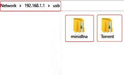 Folder USB Samba File Sharing Pulpstone Openwrt
