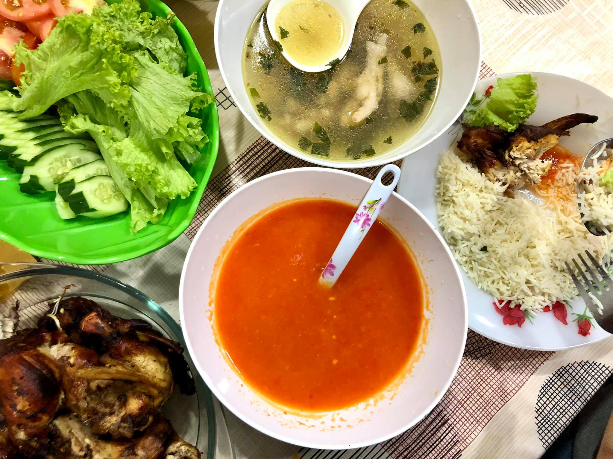 Resepi Nasi Ayam Che Nom Memang Sedap