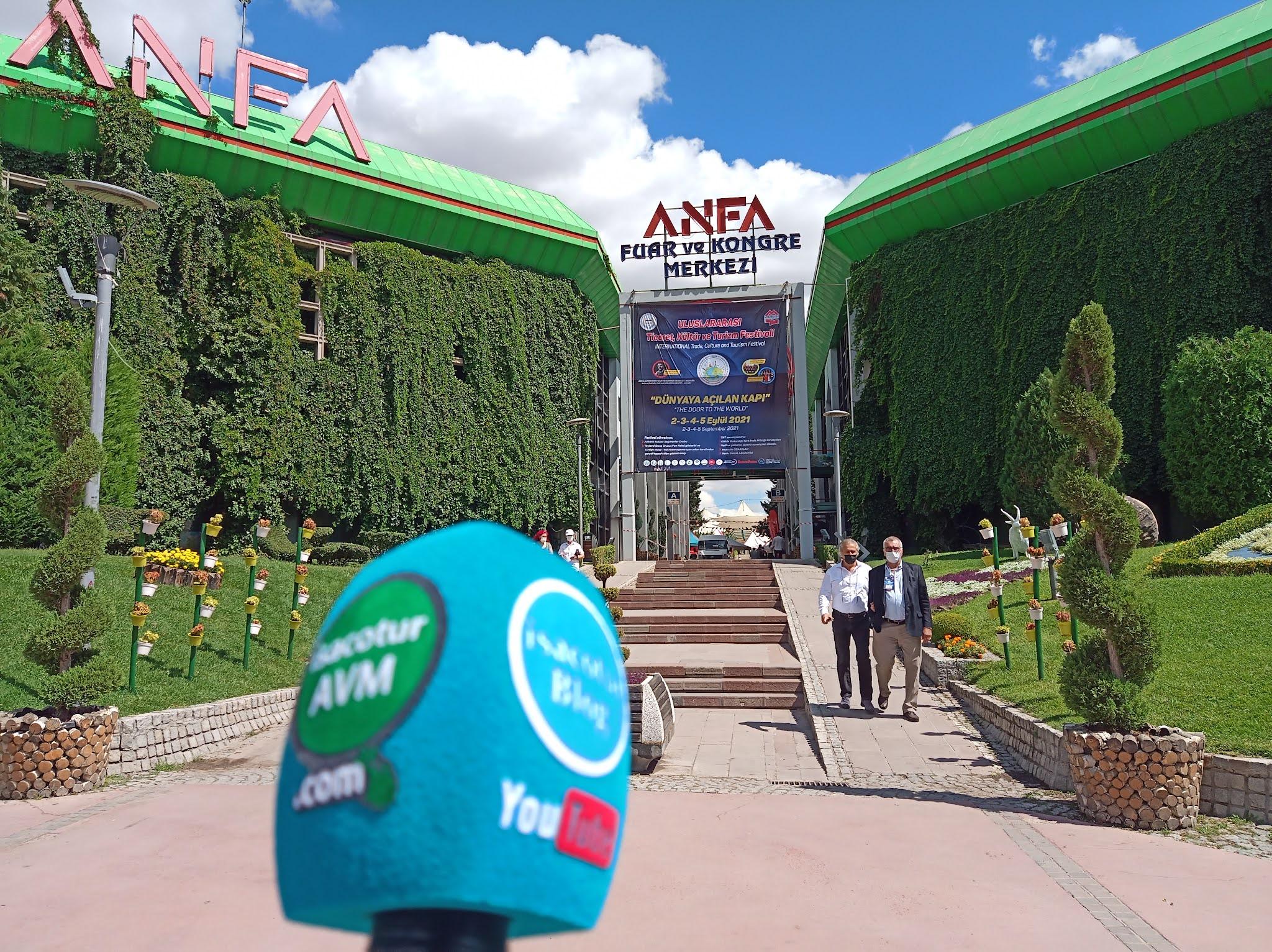 Uluslararası Ticaret, Kültür ve Turizm Festivali Ankara Altınpark Expo Fuar Alanı