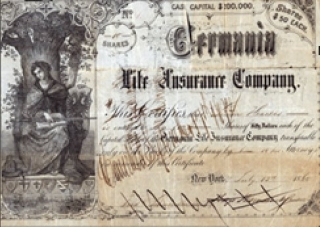 The Germania Life Insurance Company Policy