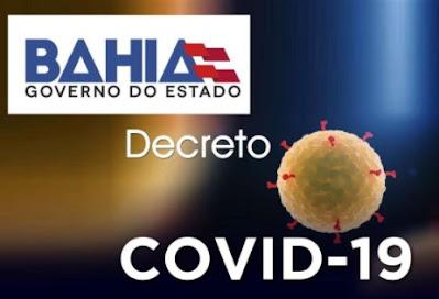 Governo prorroga decreto no Oeste da Bahia