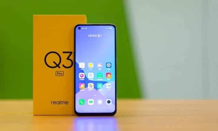 سعر ومواصفات هاتف Realme Q3 Pro Carnival Edition