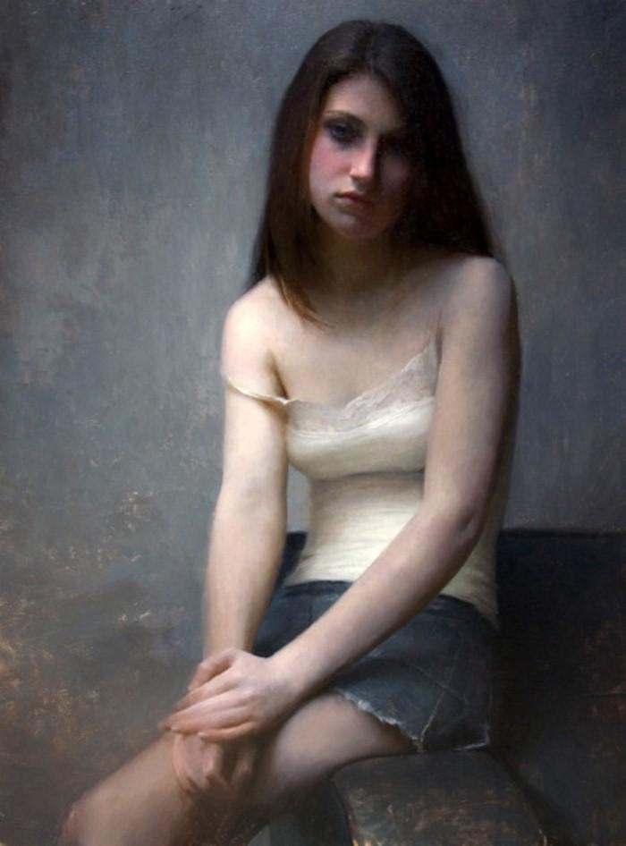 Современные американские художники. Jeremy Lipking 11