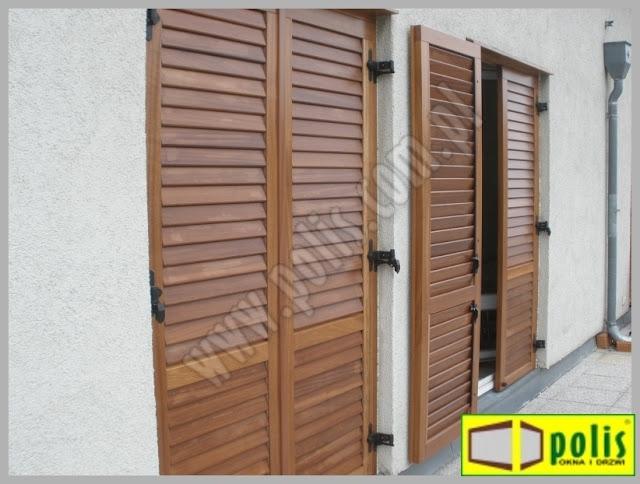 okiennice drewniane producent,