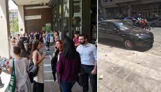 Σεισμός 5,3 στην Αθήνα: Προβλήματα σε επικοινωνίες και ηλεκτροδότηση