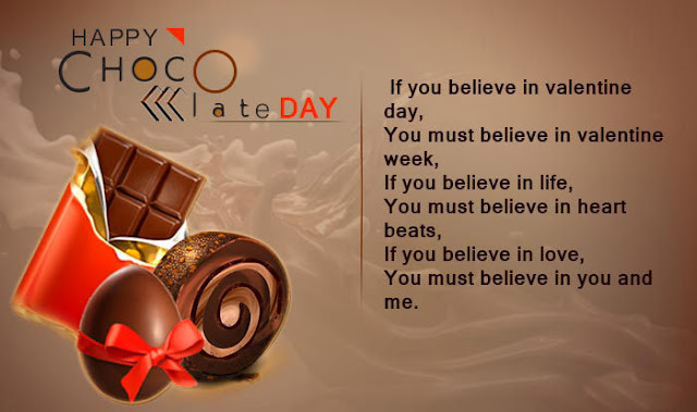 Happy Chocolate Day Happy Valentines Day