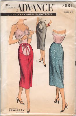 1950s Vintage Maternity fashion style