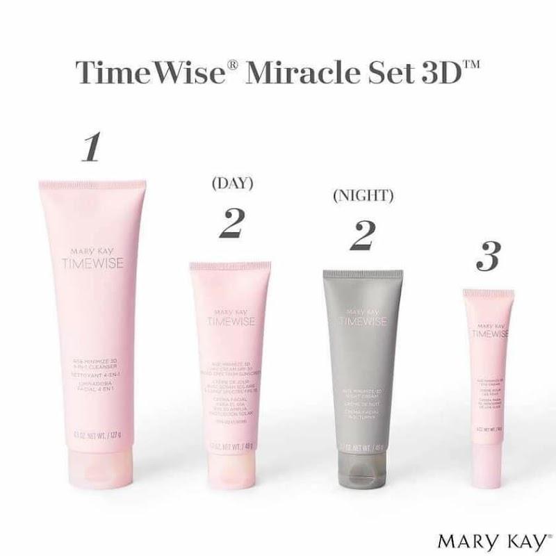 Mary Kay Skin Care Set