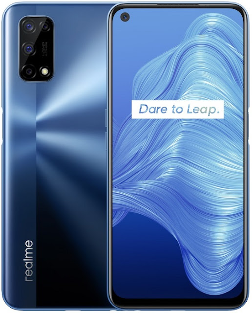 Realme V5 5G Launched With 6.5inch FullHD+ 90Hz Display, 48MP Quad Rear Camera, 5000mAh Battery & More