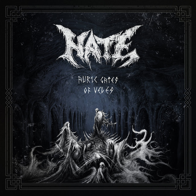 "Hate - ""Auric Gates of Veles"""