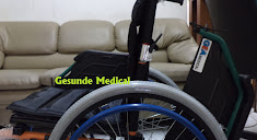 beban kursi roda anak
