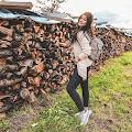 Plecaki nigdy nie wyjdą z mody! Niebanalne połączenie spodni dresowych z elegancką górą.