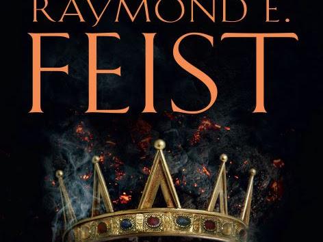 [Resenha] A Saga dos Jubardentes, volume 1: O Rei das Cinzas, de Raymond E. Feist e HarperCollins Brasil