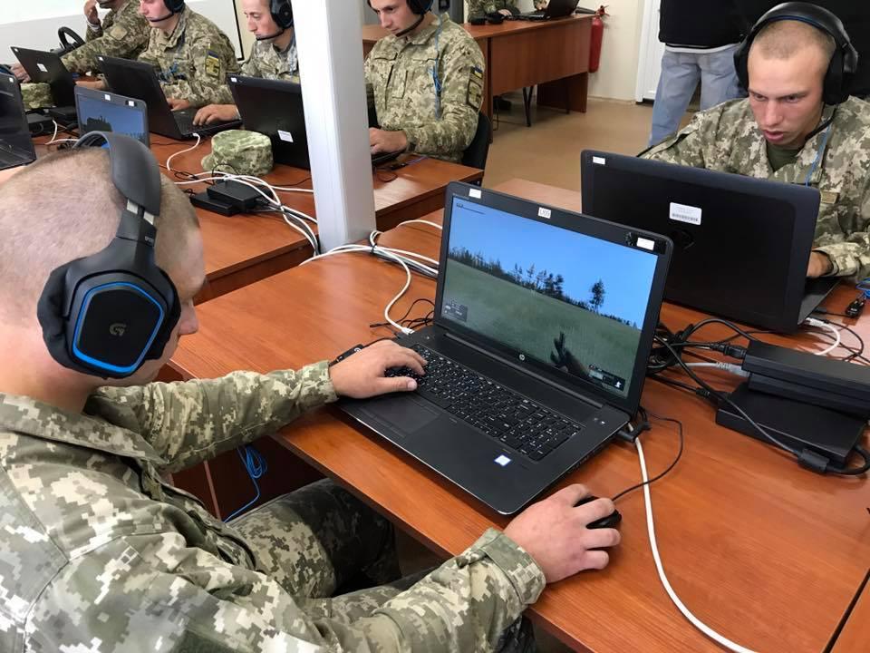 Центр імітаційного моделювання - Ukrainian Military Pages