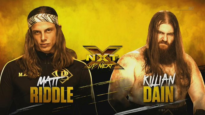 Replay: WWE NXT 07/08/2019