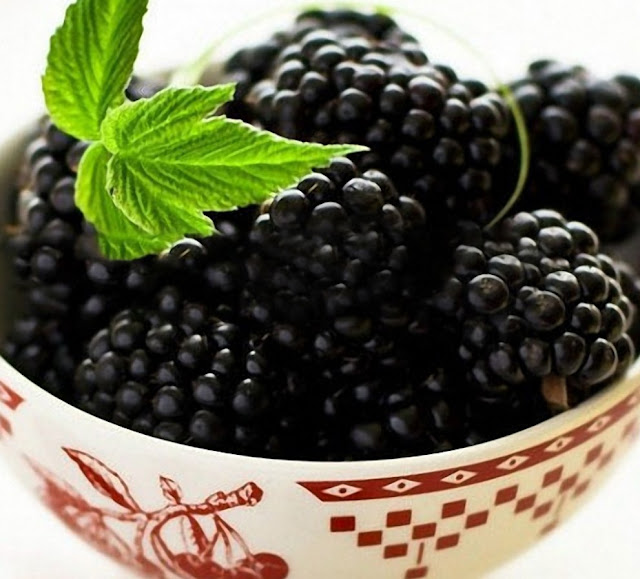 Egrow 200 pcs Blackberry Fruit Seeds Home Garden Plantting Perennial Potted Sweet Fruit Seed