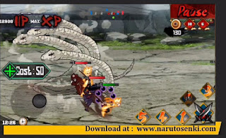 Download Naruto Senki Mod Naruto Ultimate Ninja Senki 3 V2 Apk