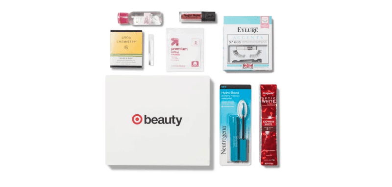 Best Subscription Boxes for Women - Target Beauty Box