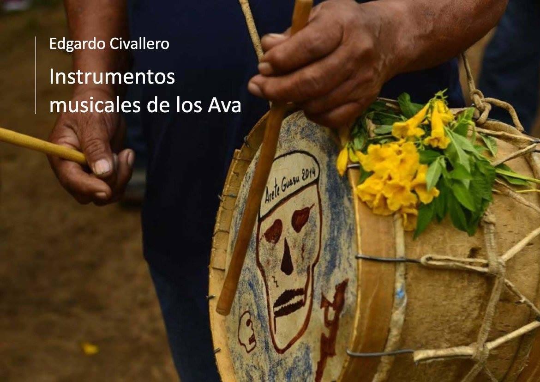 Instrumentos musicales de los Ava