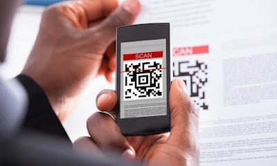 Cara Mudah Scan Barcode dan Kode QR di Android
