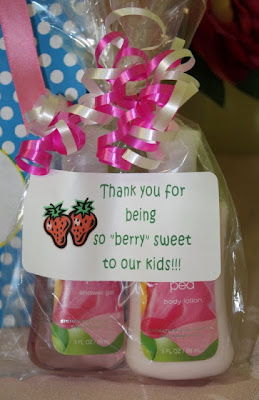 Teacher Appreciation Week gifts