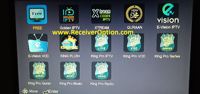 KING STAR 999 PLUS V4 1507G 1G 8M NEW SOFTWARE WITH ECAST & DIRECT BISS KEY ADD OPTION