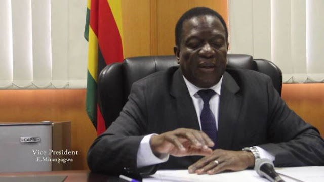 Politics Today: Zimbabwean president fires minister amid argument in ruling party
