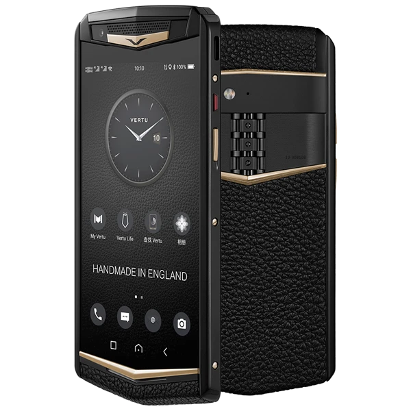Vertu Aster P Black Gold - Top most expensive brand of smartphone - Vertu