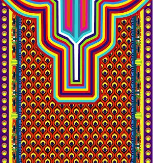 Traditional Kurti Neck Design 2801