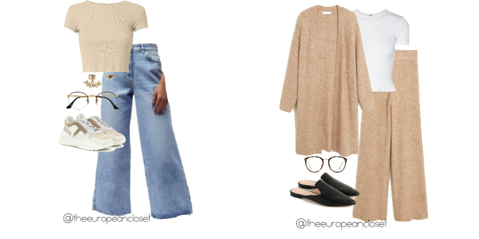As it seems like we will all be working from home for the next few months, I thought I'd compile a few more outfit ideas you can wear while working from home so you can look stylish yet comfortable at the same time.