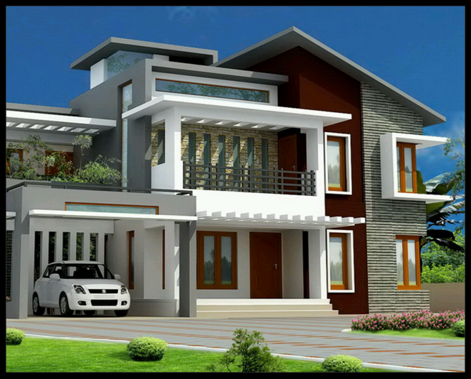 Home Designs Concept The Best Modern Home Designs