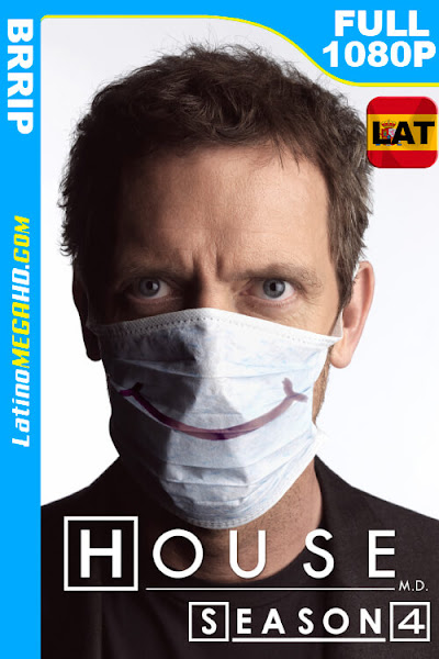 House, M.D. (Serie de TV) Temporada 4 (2007) Latino HD FULL 1080P ()