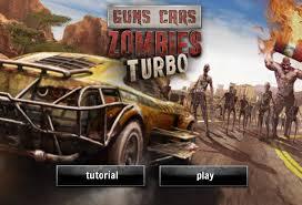 Guns, Car, Zombies - Game Zombie