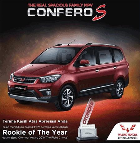 Promo Mobil Baru Wuling Lebaran 2018
