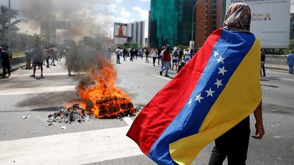 Венесуэла кризис