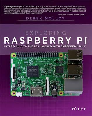 livro Exploring Raspberry Pi
