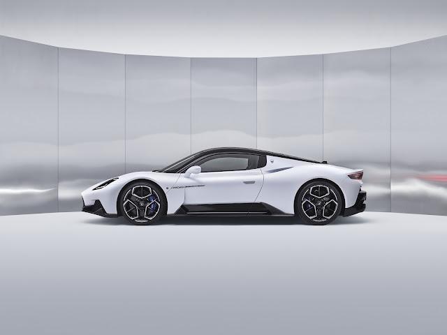 Maserati MC20: the Brand's new super sports car