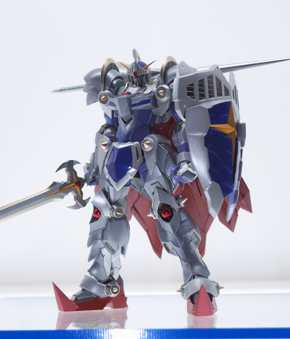 Metal Robot Damashii Knight Gundam