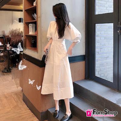 shop ban vay maxi gia re tai Kham Thien