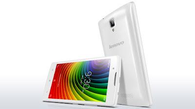 Lenovo A2010 (Putih)